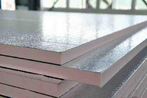 双面铝箔酚醛复合风管产品展示